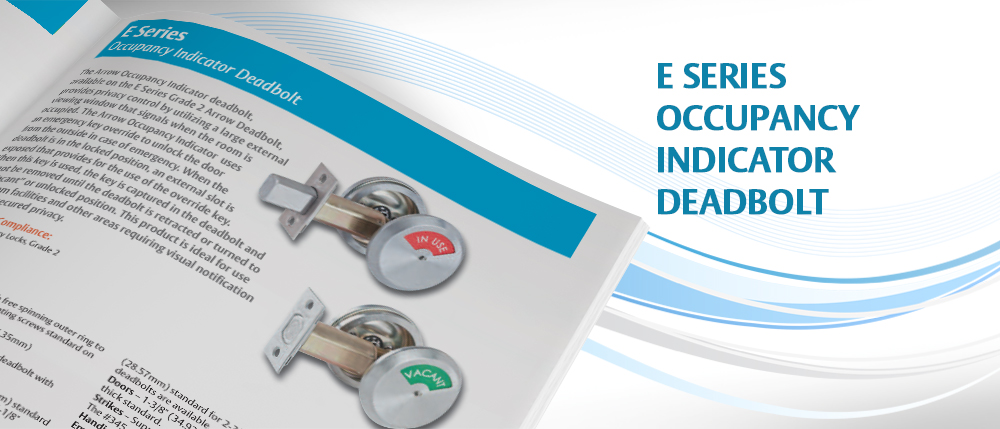 Occupancy Indicator Deadbolt
