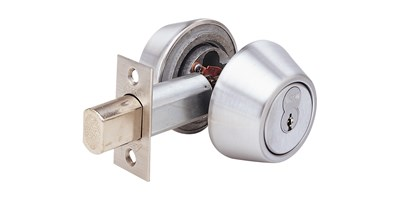 Management Control Deadbolt