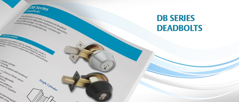 db series - Deadbolts